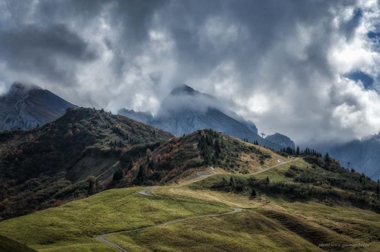 Autumn in the pastures - Image 0