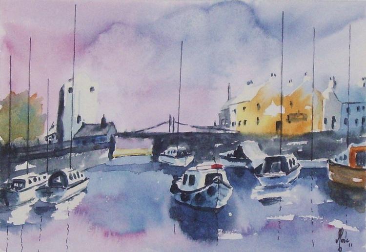 Castletown Boats - Isle of Man 1 - Image 0