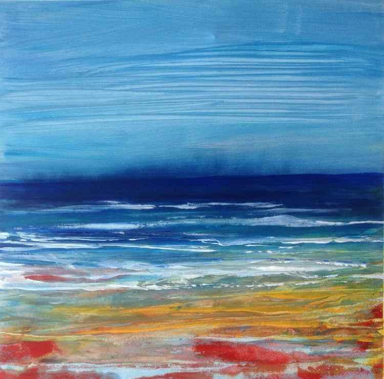 Shore sea -