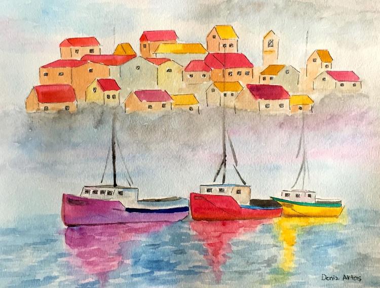 Harbor - Fairy City - Image 0