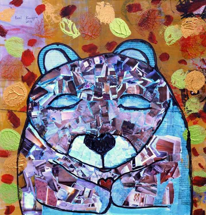 Bear in love -