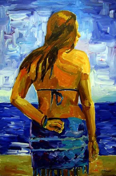 Beach Girl -