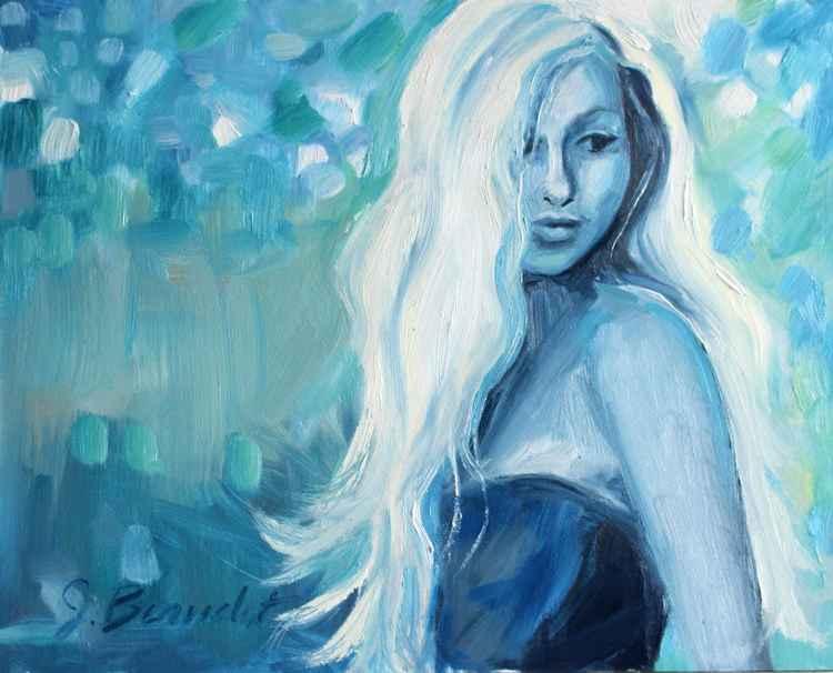 Misty Blue -