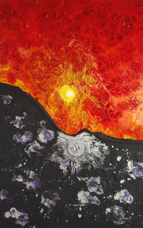 The Sun vs the Moon - Image 0