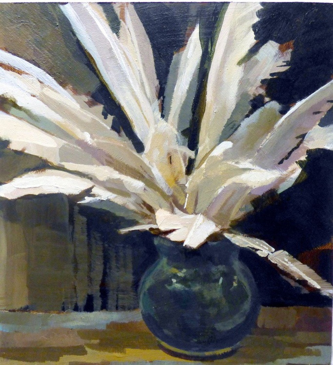 Swan Feather Bouquet - Image 0