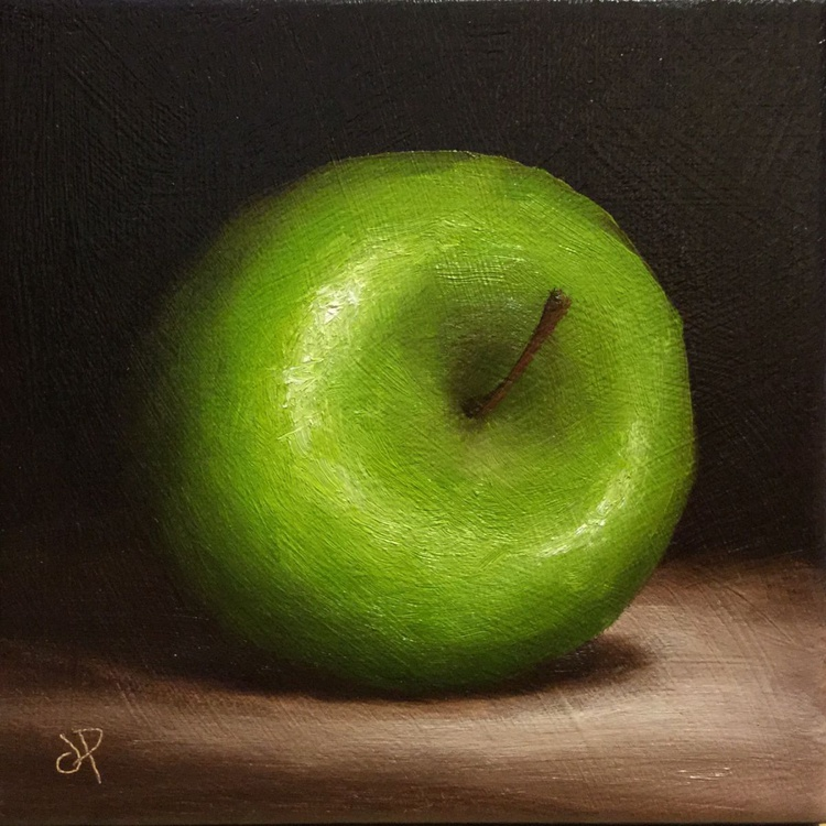 Green Apple No.2 - Image 0