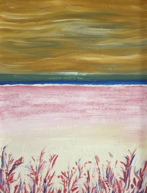 Paesaggio rosa - Pink landscape - Image 0