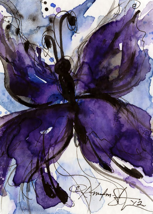 Butterfly Song No. 4 - Image 0