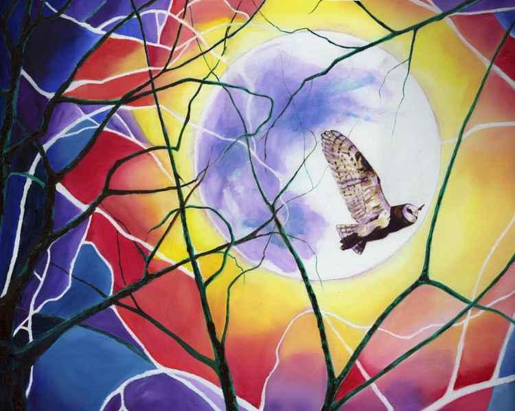 Owl Flight -