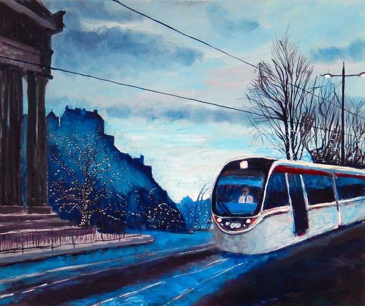 The Edinburgh Tram - Image 0