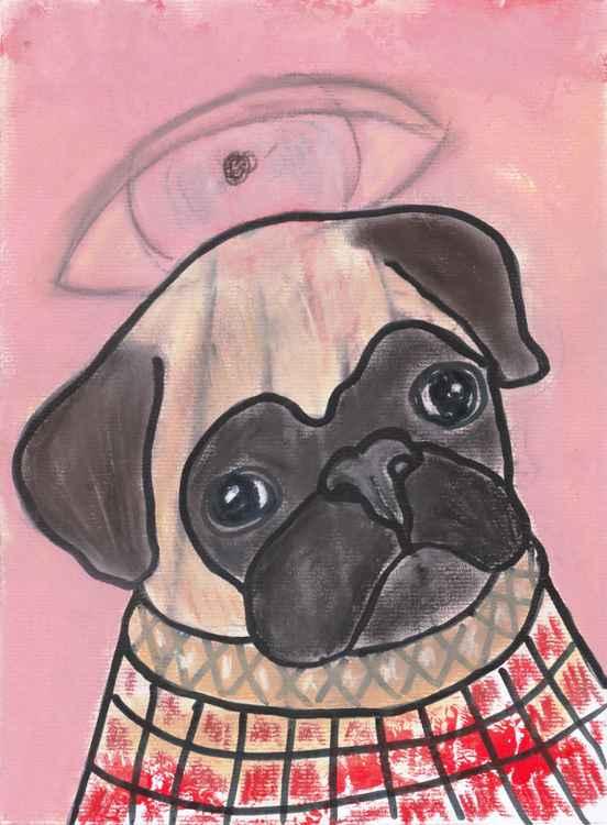 Pug  Scientologist -