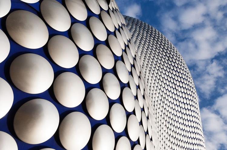 Birmingham Bullring I. (119x84cm) - Image 0