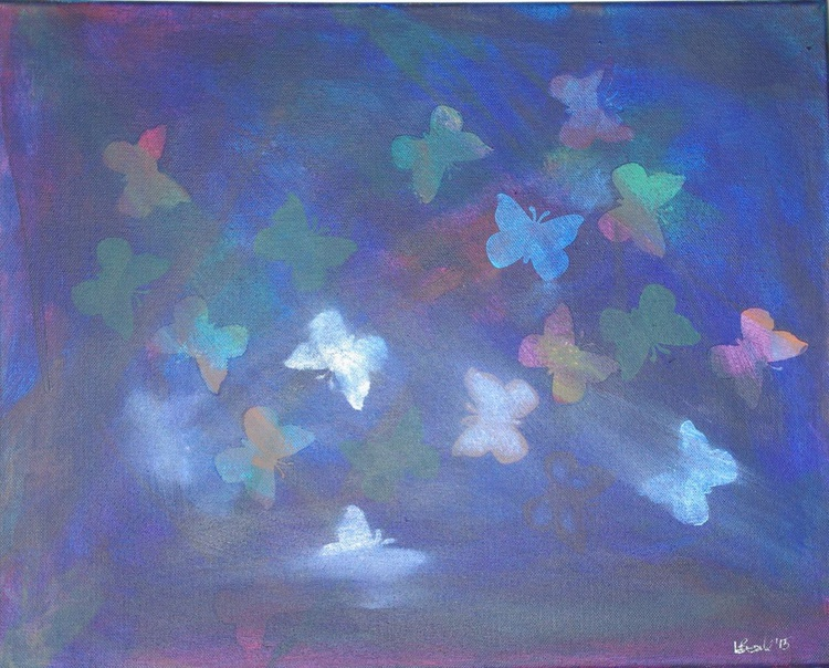 Butterfly dream - Image 0