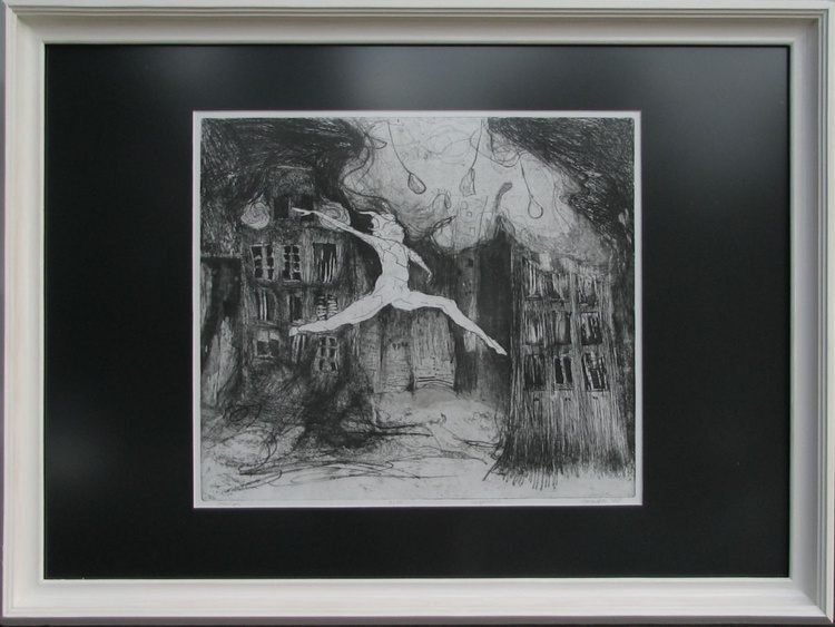Stańczyk/Linoskoczek/Tightrope walker - Image 0