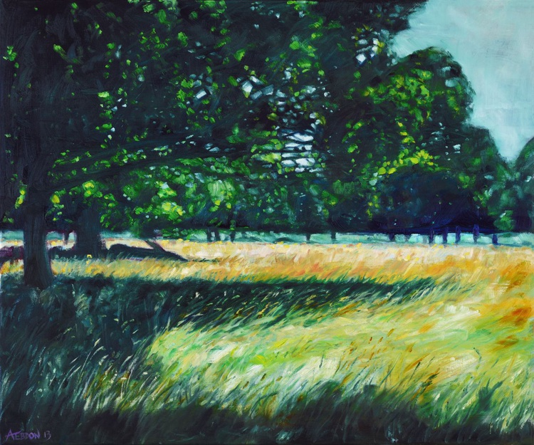In the long grass (Richmond Park) - Image 0