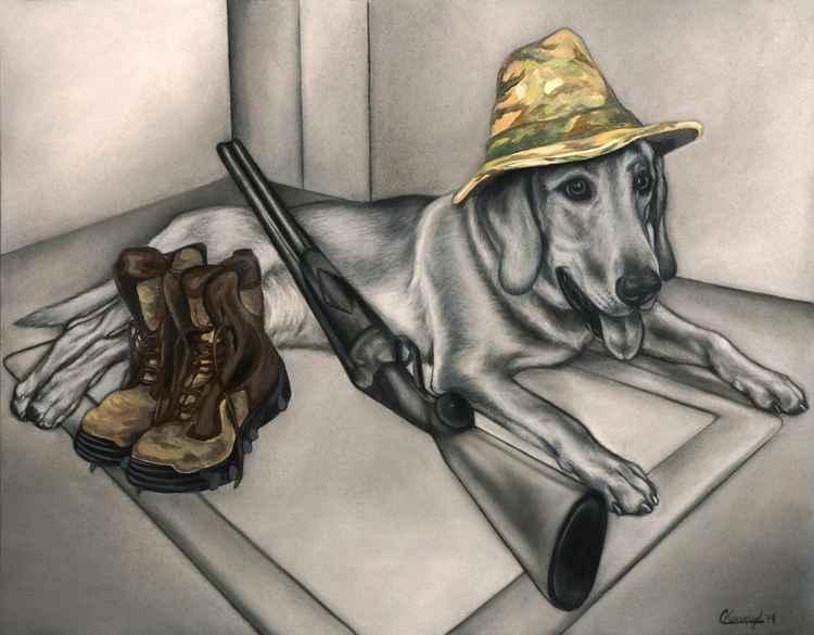 Hunting Dog -