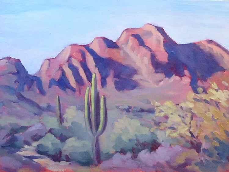 """""""PIESTEWA PEAK"""", Arizona"""