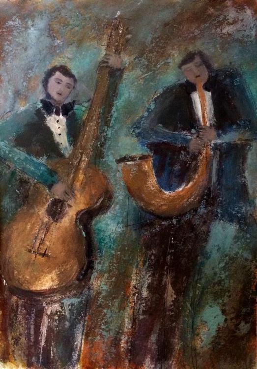 Jazz Men - Image 0