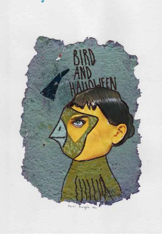Bird and Halloween
