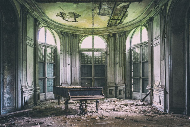 Decadence in Decay - Small - Image 0