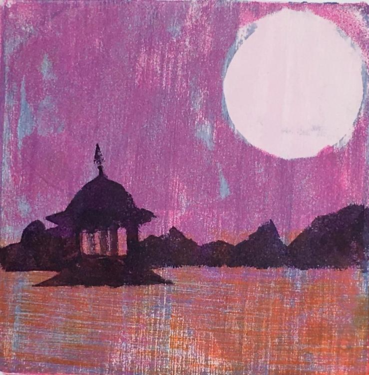 Bandstand sunset III - Image 0