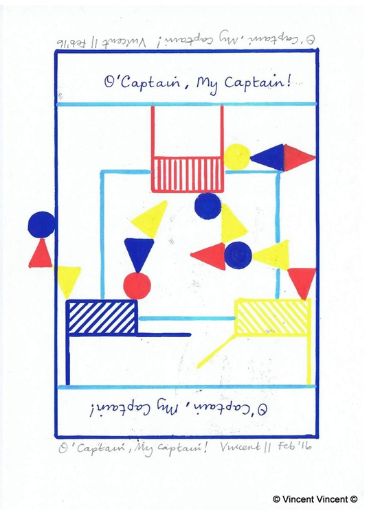 Sketch Project: O' Captain, My Captain! - Image 0