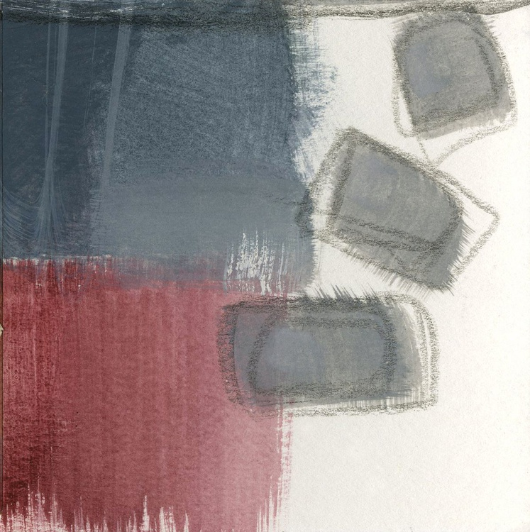 Abstraction 16 - 20 - Abstract Mixed Media Painting - Image 0