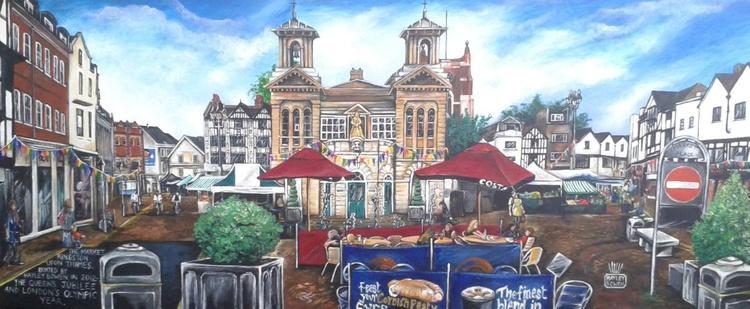 The Market Place, Kingston Upon Thames, Surrey. - Image 0
