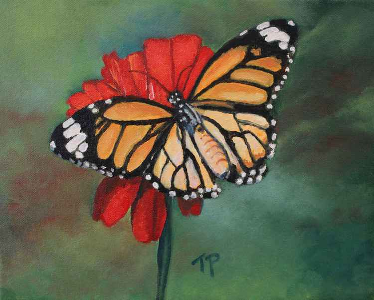 """""""Garden Butterfly"""" -"""