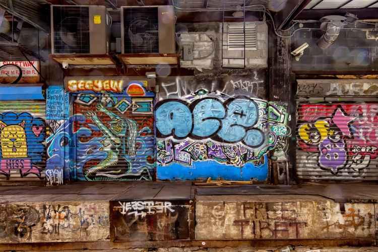 Street Art Lower Manhattan