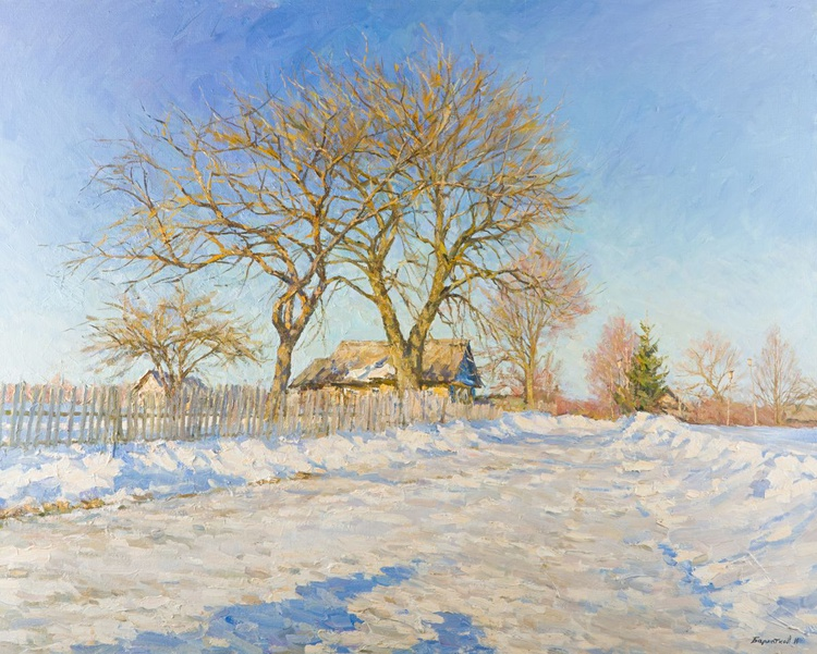 Winter in the Countryside - Image 0