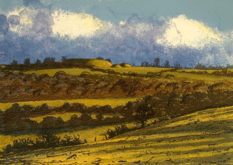 Knowth Morning Light - Image 0