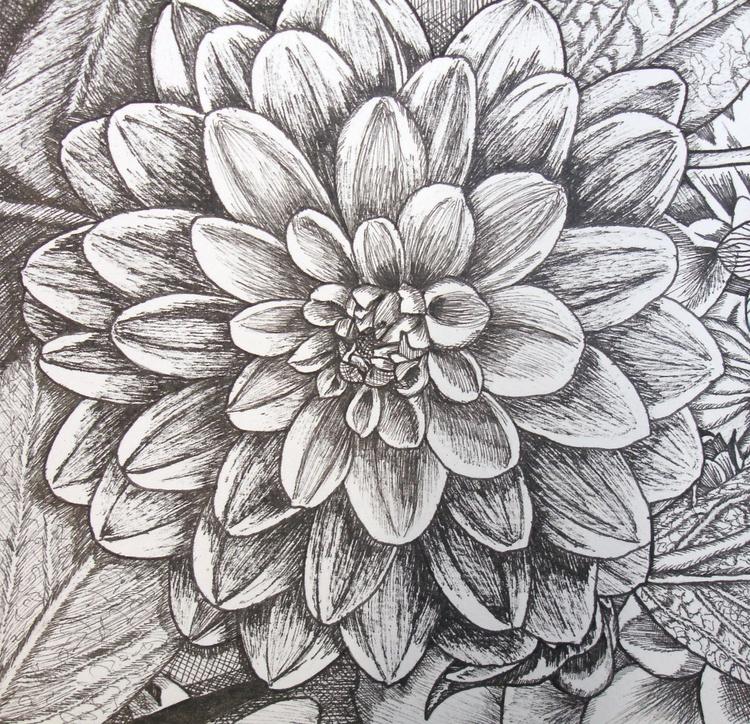 DAHLIA FLOWER 3 - Image 0