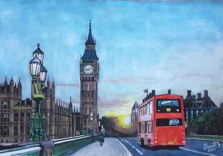 Symbols of London -
