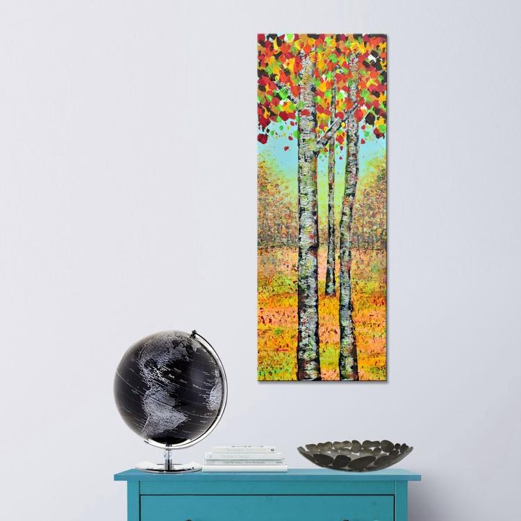 Sweet Life - Long Deep Edge Canvas Ready To Hang - Image 0
