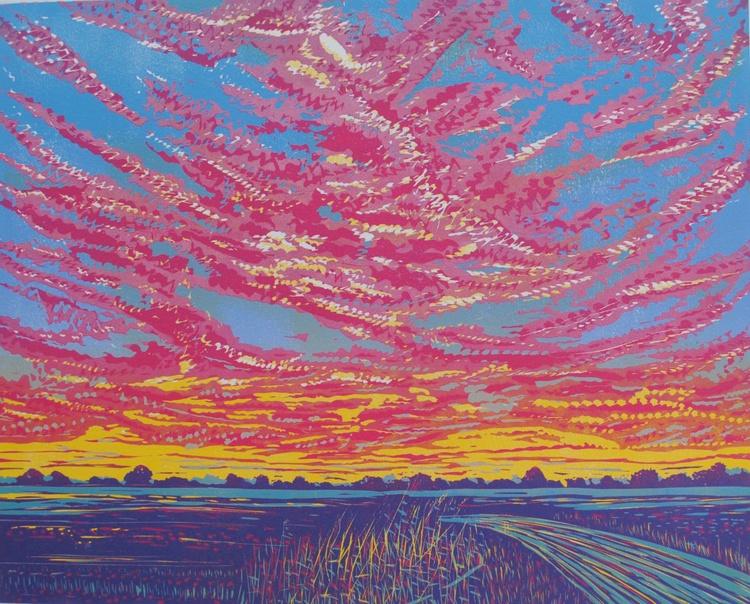 Sunset Burst - Image 0