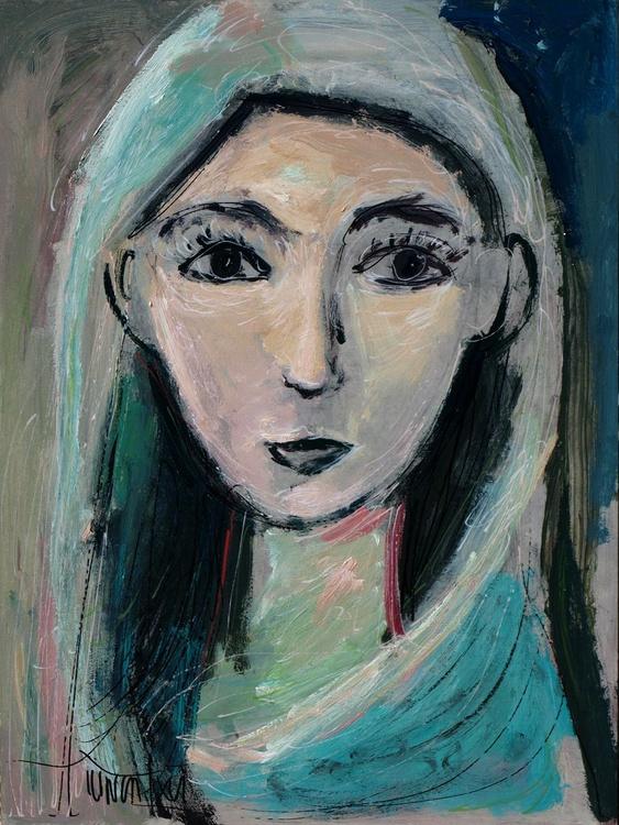 Portrait of Jacqueline - Image 0