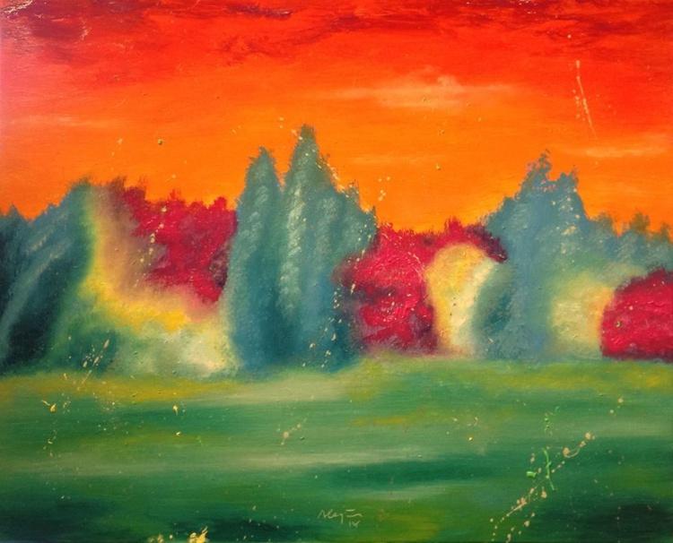 Dreamed forest - Image 0