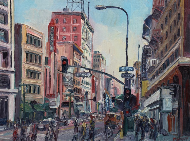 5th and Broadway Downtown Los Angeles - Image 0