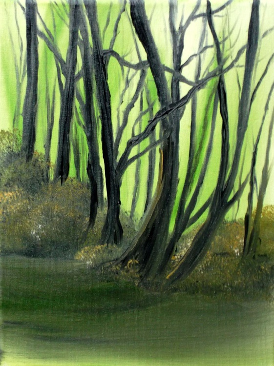 Through the Forest.Sold - Image 0