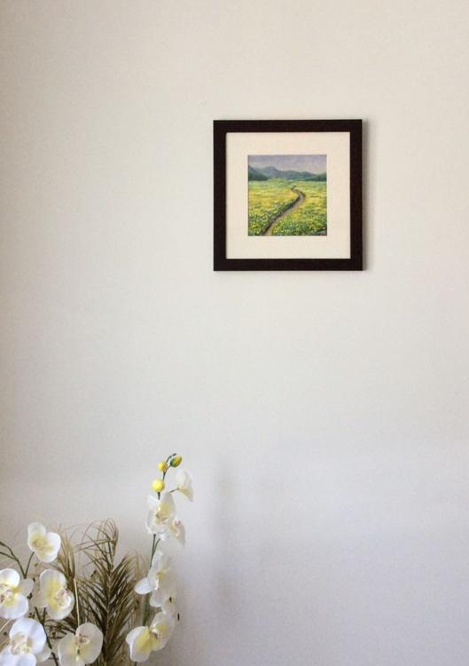 Canola flower field - Image 0