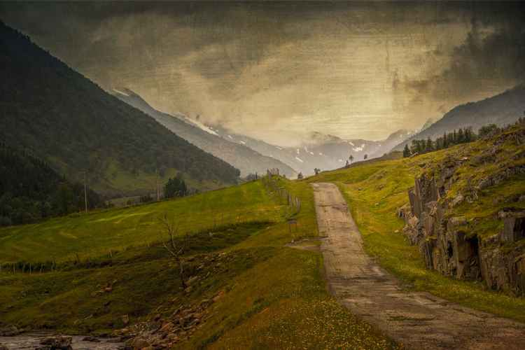 Road to the Unknown -