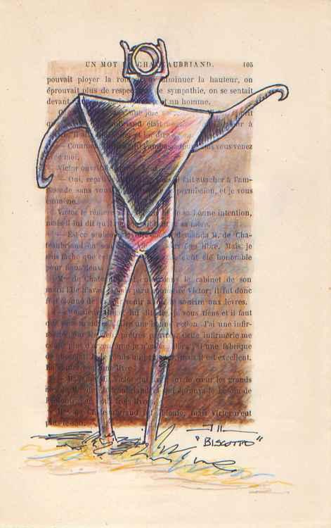 Biscotto sketch -