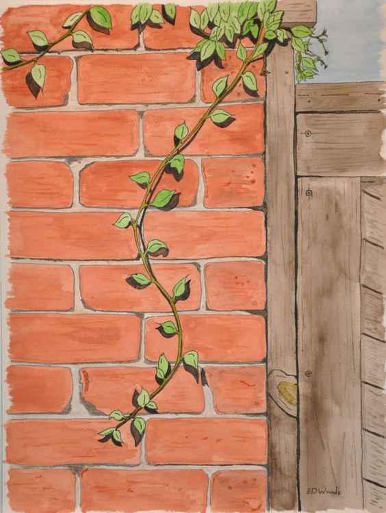 The Garden Wall -