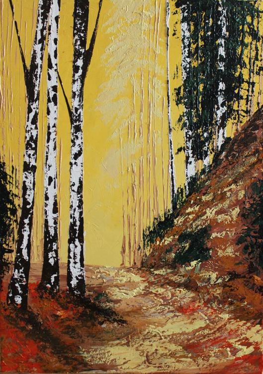 Atardecer del bosque - Image 0