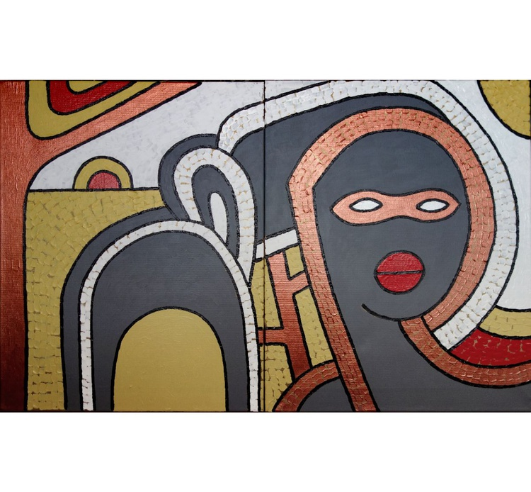 African Abstract - Image 0