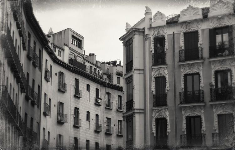 Madrid Balcony #6 - Image 0