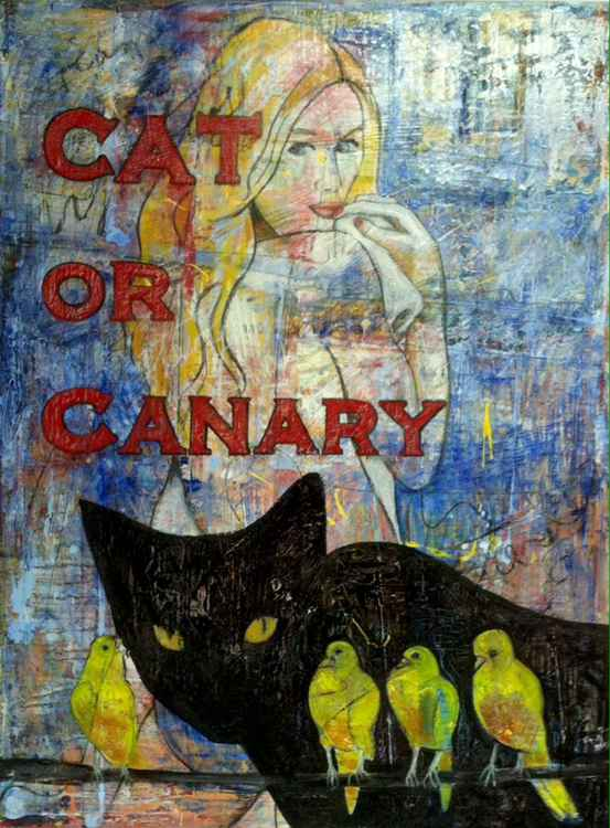 Cat or Canary -
