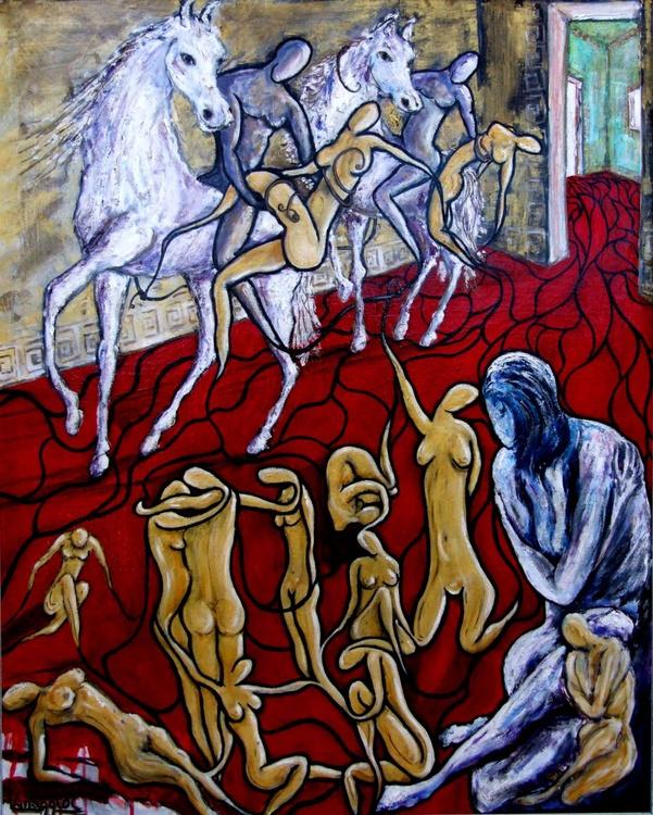 the rape of Sabine Women - Image 0
