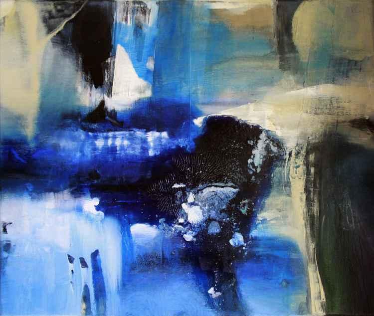 First blue -
